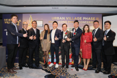 首都•國金 Urban Village Phase II Hong Kong Press Conference